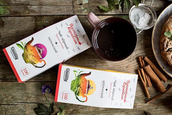 Восточный кораблик — лучший чай с мировых плантаций